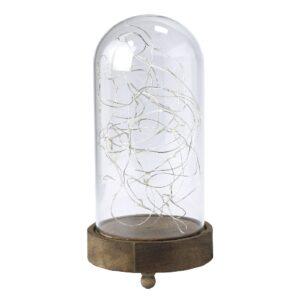 LEDガラスドーム
